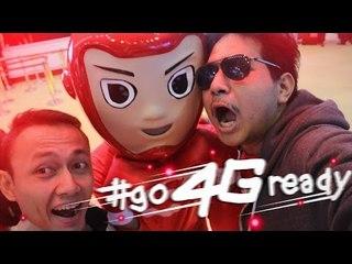 Jalan - Jalan with KoharoTV ke Booth Andromax 4g #go4Gready