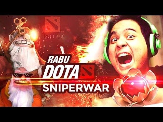 Rabu Dota - Eps 12: Sniper War Anak STM