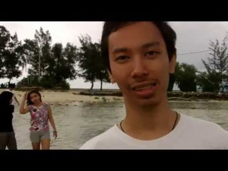 Cesar Goes To Tidung with SWNK!