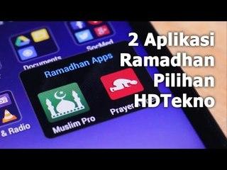 2 App Ramadhan Pilihan HDTekno.