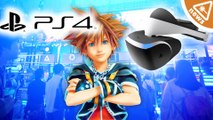 SONY Playstation TGS 2015 Highlights! (Nerdist News w/ Dan Casey & Malik Forte)