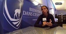 MAG (CNFC) : AMANDINE MIQUEL, ENTRAINEUR DES FEMININES