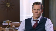 Kevin Bacon Chats Behind The Scenes Of 'Black Mass'