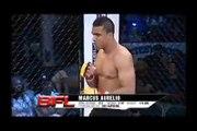 MMA fighter vs Capoeira fighter