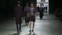 Dries Van Noten Spring/Summer 2016 | Paris Men's Fashion | C Fashion