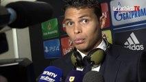 PSG-Malmö (2-0). Thiago Silva : «Di Maria est un joueur incroyable»