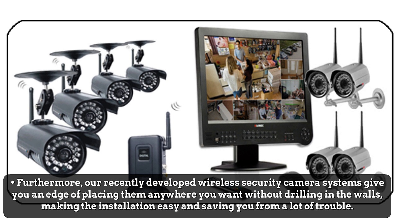 A2Z Security Systems for Comprehensive Security