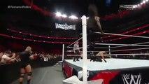 WWE Raw 3_2 Roman Reigns vs Seth Rollins WWE Wrestling