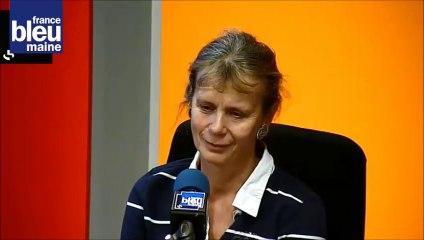Catherine Cauchois, redevenue prof de maths à 58 ans.