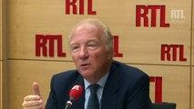 """Migrants : """"Il y a des risques d'infiltration d'extrémistes"""", dit Brice Hortefeux"""