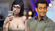 ADULT STAR Mia Khalifa Says NO To Salman Khan's Bigg Boss 9