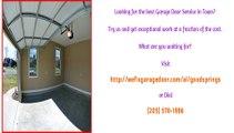 Garage Door Service Company in Goodsprings, AL