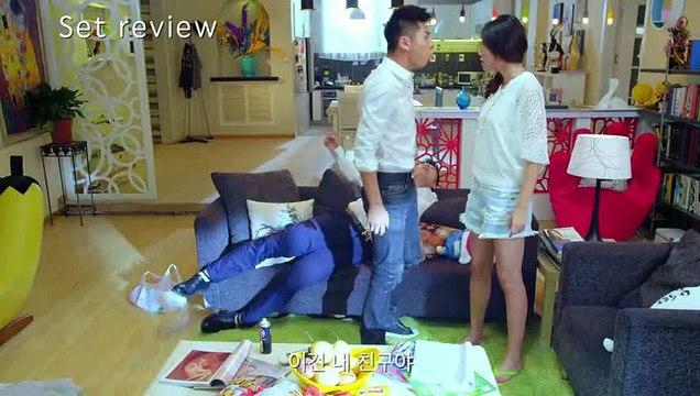 《一屋赞客》第二季 第2集 韩文字幕版 ·레인보우 홈 시즌2 제2회