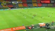Johan Fano: Águilas Doradas perdió 2-1 con Olimpia y quedó fuera de la Copa Sudamericana