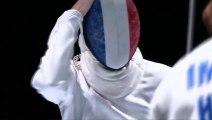 Championnats du monde 2015 - finale épée hommes Grumier vs Imre
