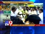 Chandrababu launches Pattiseema lift irrigation project - Tv9