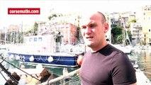"""Un bateau de 30 tonnes au fond du vieux-port de Bastia : """"le bateau risque de craquer"""""""
