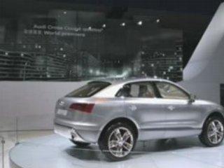 Audi Cross Coupé Quattro – Audi Q5