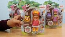 Mini Chou Chou Birdies Sunny Doll / Lalka Chou Chou Sunny z Sową - Zapf Creatio