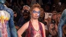 Cette jeune mannequin trisomique était la sensation de la Fashion Week de New-York