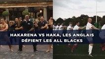 Coupe du monde de rugby: La guerre du haka a commencé entre Anglais et Néo-Zélandais
