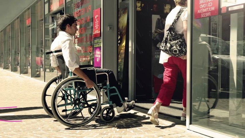 """#AccessibleaTous """"LA GRANDE TRAVERSEE"""""""