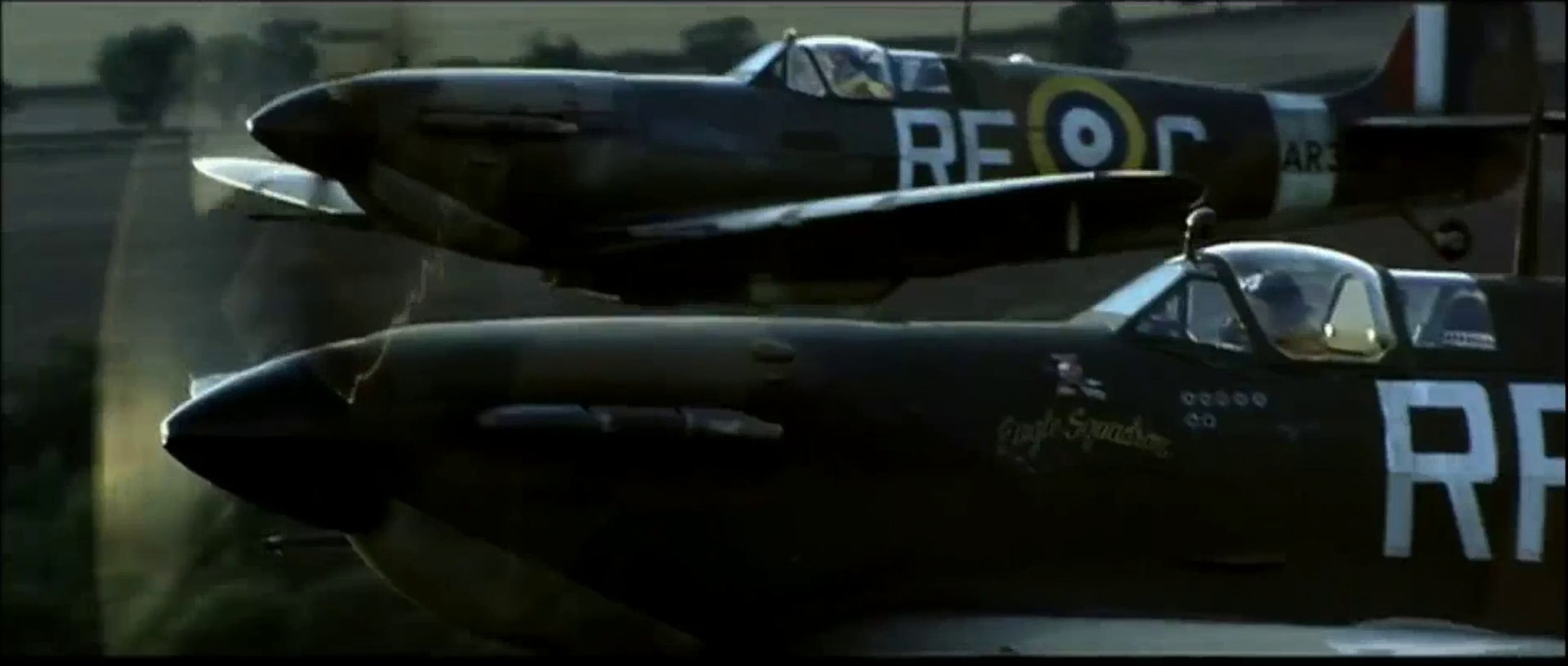 Pearl Harbor 2001 American 71st Eagle Squadron Battle Of Britain Scene Video Dailymotion