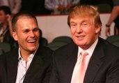 Patriots' Tom Brady hopes Donald Trump becomes president