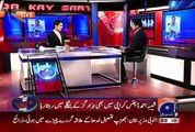 Aaj Shahzeb Khanzada Kay Sath (16-09-2015)
