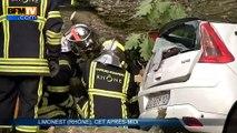 Rhône-Alpes: 2 morts à  cause des vents violents