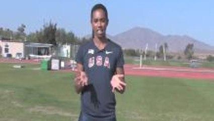Brianna Glenn: Long Jump Basics