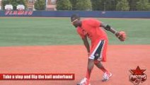 Brandon Phillips: How to feed second base