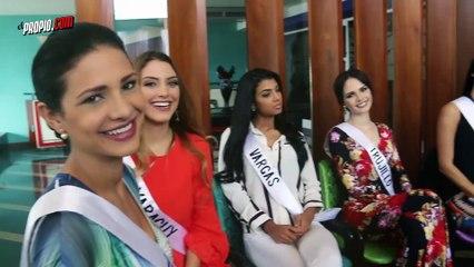 Edymar Martínez quiere conquistar el Miss Internacional