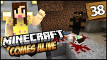 ESCAPING JAIL!  - Minecraft Comes Alive 3 - EP 38  (Minecraft Roleplay)