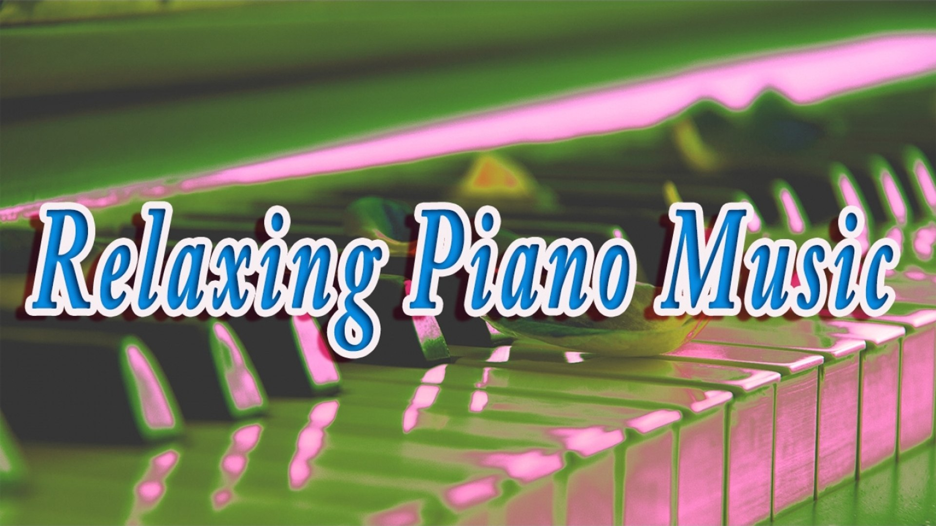 Various Artists - Relaxing Piano Music