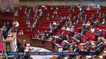 Migrants : Valls annonce des moyens supplémentaires et un possible retour des contrôles aux frontières