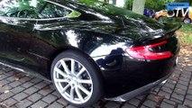 Aston Martin Vanquish (573hp) - DRIVE & SOUND ( FULL HD)