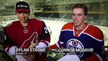 Rookies React to NHL 16 HUT Ratings