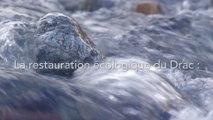 Restauration écologique du Drac : un projet de territoire