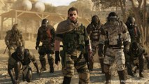 Metal Gear Solid V : The Phantom Pain - Metal Gear Online TGS 2015 Play Demo