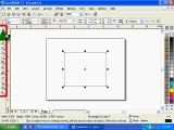 How to use Free Trans Form Tool in coral draw urdu/hindi lecture