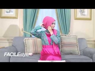 Zoya New Hijab Tutorial - Facile Style ​​​| Beauty Hijab Tutorial