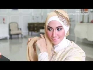 Video Hijab Tutorial Zoya Terbaru 2014 - Zoya Party vol.1