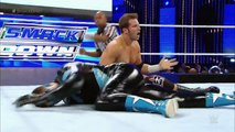 Zack Ryder Vs. Stardust - Smackdown, Aug. 6, 2015-1