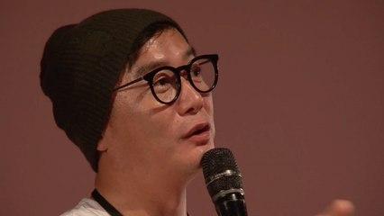 Rencontre avec Jang Jin