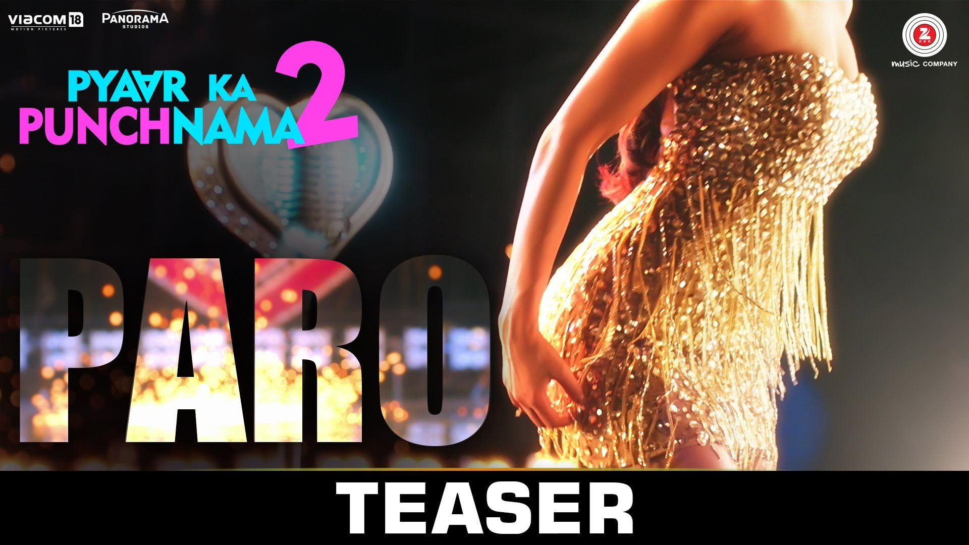 Paro _ Full Video Song _ Pyaar Ka Punchnama 2 - 720p