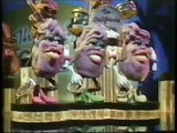 California Raisins Commercials from 1988 - Ray Charles, The Temptations!!