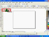 How to use Smudge Tool in coral draw urdu/hindi lecture