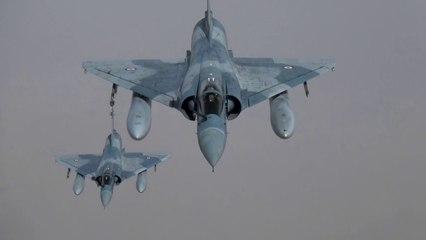 [Barkhane] Convoyage des Mirage 2000C à Niamey