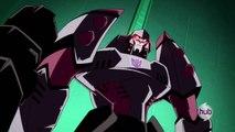 Transformers Animated - Megatron Rising Part 1